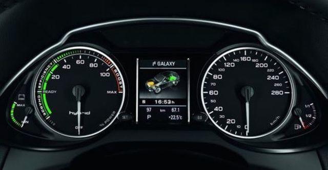 2013 Audi Q5 Hybrid quattro  第5張相片