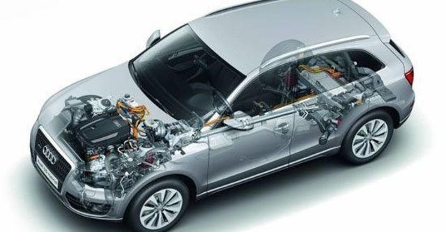 2013 Audi Q5 Hybrid quattro  第8張相片