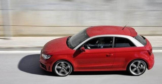 2012 Audi A1 1.4 TFSI Ambition  第4張相片