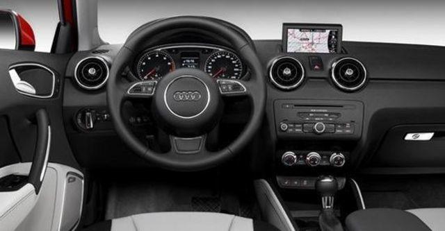 2012 Audi A1 1.4 TFSI Ambition  第5張相片