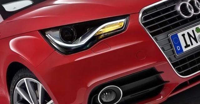2012 Audi A1 1.4 TFSI Ambition  第6張相片