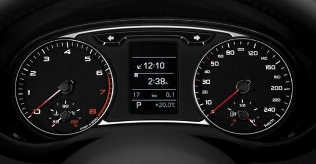 2012 Audi A1 1.4 TFSI Ambition  第8張相片