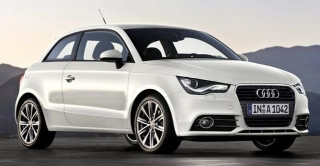 2012 Audi A1 1.4 TFSI Attraction  第1張相片