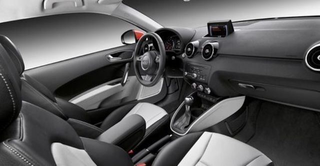 2012 Audi A1 1.4 TFSI Attraction  第7張相片