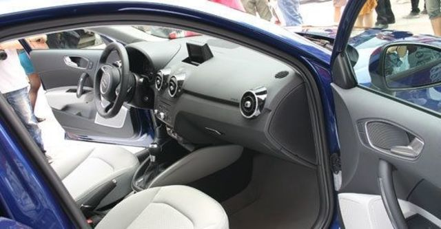 2012 Audi A1 Sportback 1.4 TFSI  第6張相片