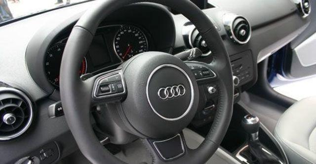 2012 Audi A1 Sportback 1.4 TFSI  第10張相片