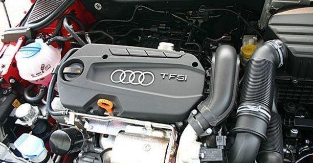 2012 Audi A1 Sportback 1.4 TFSI  第11張相片