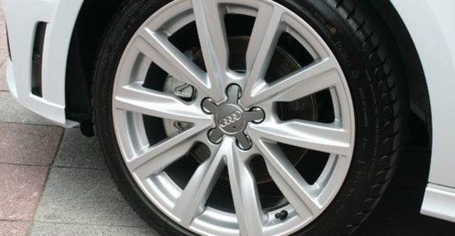 2012 Audi A1 Sportback 1.4 TFSI Sport  第4張相片