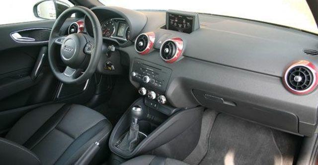 2012 Audi A1 Sportback 1.4 TFSI Sport  第8張相片