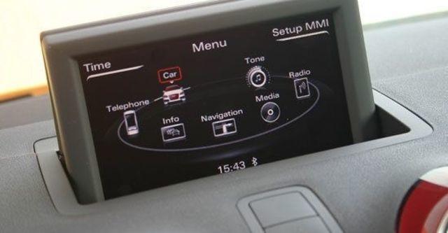 2012 Audi A1 Sportback 1.4 TFSI Sport  第9張相片