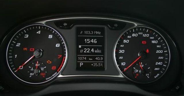 2012 Audi A1 Sportback 1.4 TFSI Sport  第10張相片