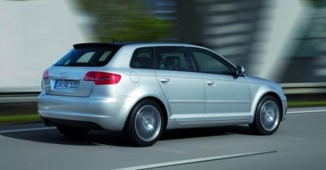2012 Audi A3 Sportback 1.8 TFSI  第6張相片