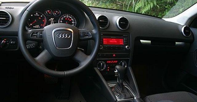 2012 Audi A3 Sportback 2.0 TDI  第6張相片