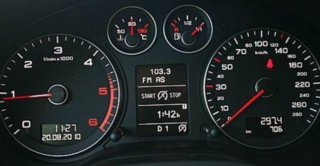 2012 Audi A3 Sportback 2.0 TDI  第10張相片