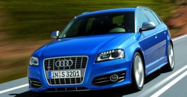 2012 Audi A3 Sportback S3  第4張相片