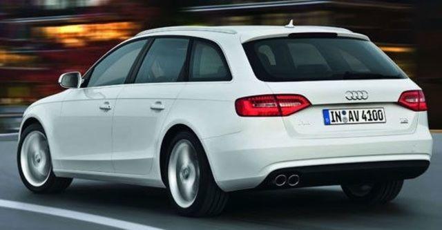2012 Audi A4 Avant 1.8 TFSI  第3張相片