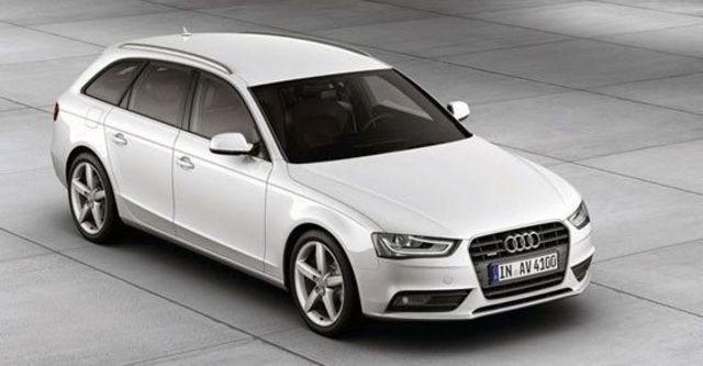 2012 Audi A4 Avant 2.0 TDI  第1張相片