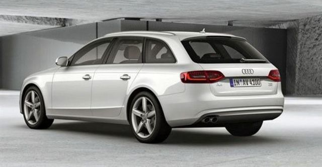 2012 Audi A4 Avant 2.0 TDI  第3張相片