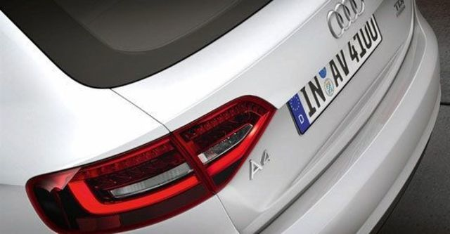 2012 Audi A4 Avant 2.0 TDI  第4張相片