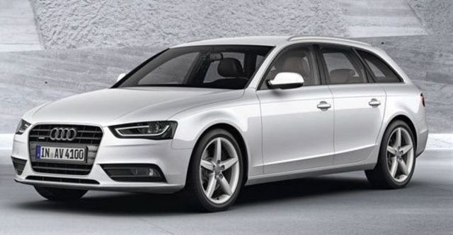 2012 Audi A4 Avant 2.0 TFSI  第1張相片