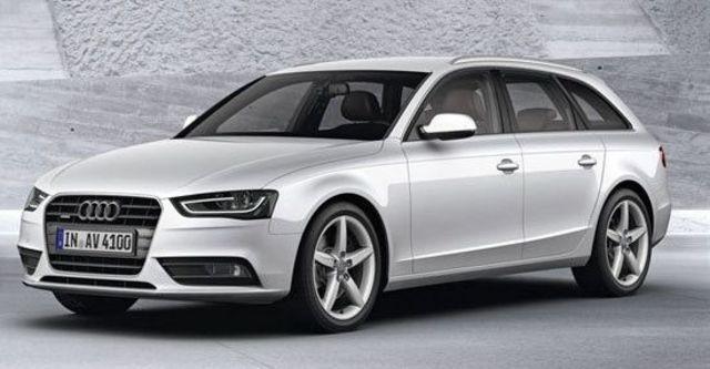 2012 Audi A4 Avant 2.0 TFSI  第2張相片