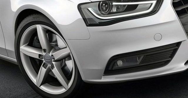 2012 Audi A4 Avant 2.0 TFSI  第4張相片