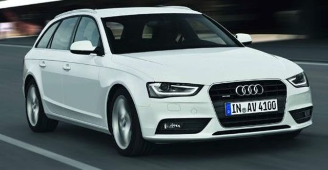 2012 Audi A4 Avant 2.0 TFSI quattro  第2張相片