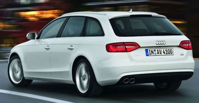 2012 Audi A4 Avant 2.0 TFSI quattro  第3張相片