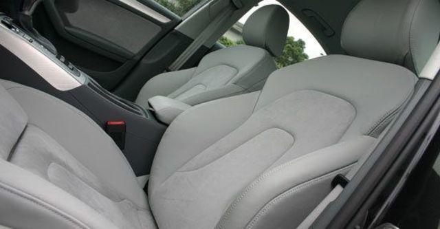2012 Audi A4 Avant 2.0 TFSI quattro  第8張相片