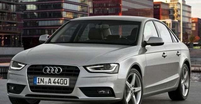 2012 Audi A4 Sedan 1.8 TFSI  第1張相片