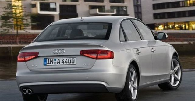 2012 Audi A4 Sedan 1.8 TFSI  第3張相片
