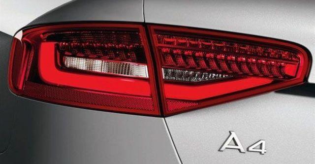 2012 Audi A4 Sedan 1.8 TFSI  第5張相片