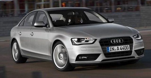 2012 Audi A4 Sedan 2.0 TDI  第1張相片