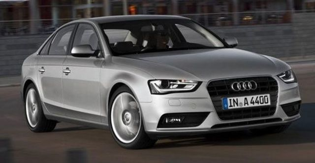 2012 Audi A4 Sedan 2.0 TDI  第2張相片