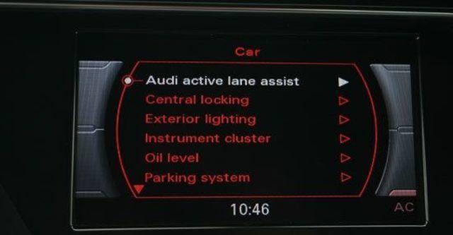 2012 Audi A4 Sedan 2.0 TDI  第9張相片