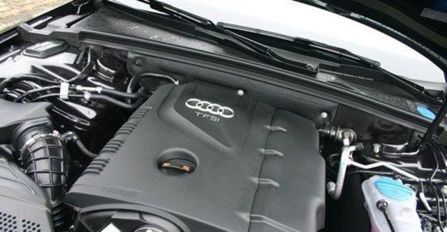 2012 Audi A4 Sedan 2.0 TFSI quattro  第8張相片