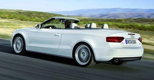 2012 Audi A5 Cabriolet 3.0 TFSI quattro  第4張相片