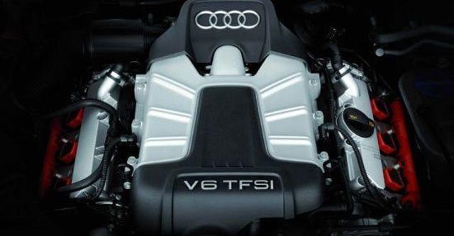 2012 Audi A5 Cabriolet 3.0 TFSI quattro  第5張相片