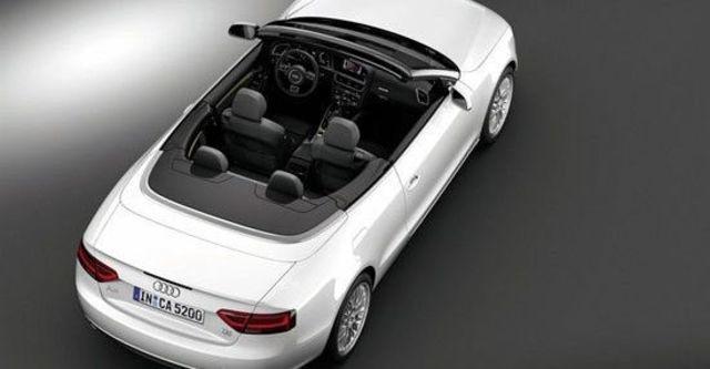 2012 Audi A5 Cabriolet 3.0 TFSI quattro  第7張相片