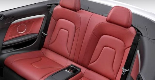 2012 Audi A5 Cabriolet 3.0 TFSI quattro  第8張相片