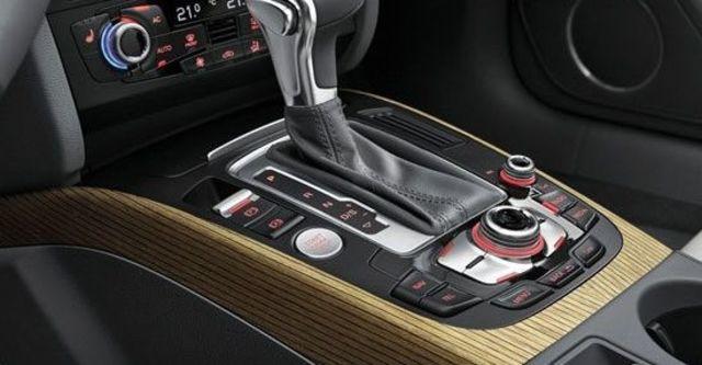 2012 Audi A5 Cabriolet 3.0 TFSI quattro  第10張相片