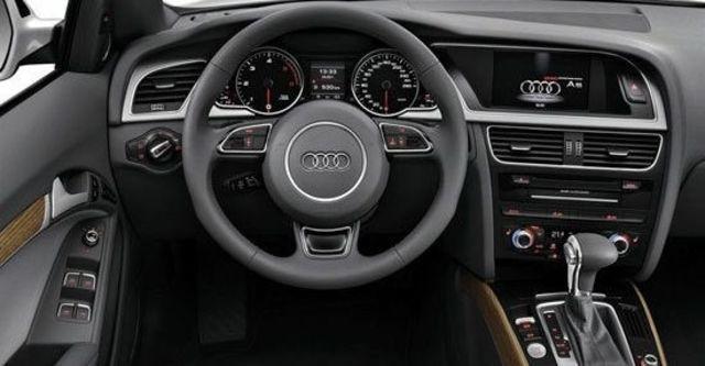 2012 Audi A5 Cabriolet 3.0 TFSI quattro  第11張相片
