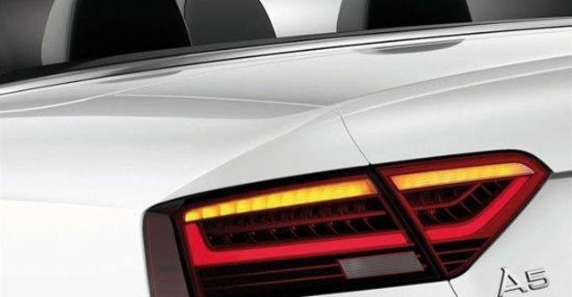 2012 Audi A5 Cabriolet 3.0 TFSI quattro  第12張相片