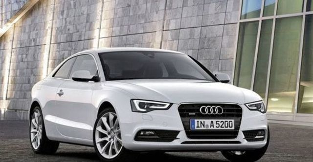 2012 Audi A5 Coupe 1.8 TFSI  第1張相片