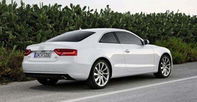 2012 Audi A5 Coupe 1.8 TFSI  第3張相片