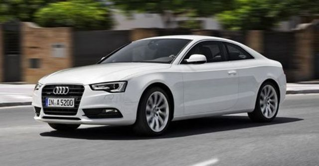2012 Audi A5 Coupe 1.8 TFSI  第11張相片