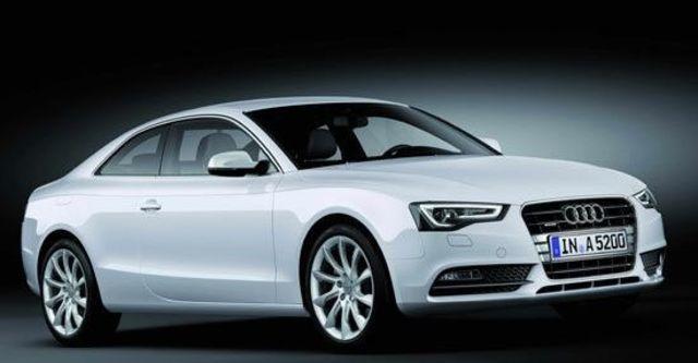 2012 Audi A5 Coupe 2.0 TFSI quattro  第1張相片