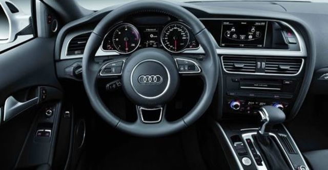 2012 Audi A5 Coupe 2.0 TFSI quattro  第4張相片