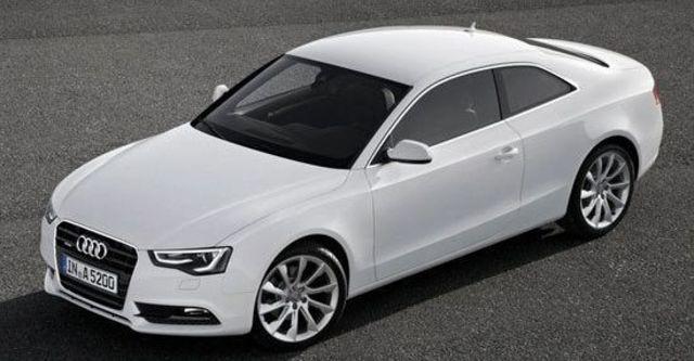 2012 Audi A5 Coupe 3.0 TFSI quattro  第2張相片