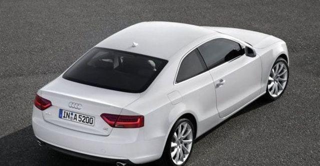 2012 Audi A5 Coupe 3.0 TFSI quattro  第3張相片